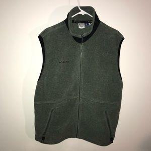COLUMBIA Men's Fleece Vest